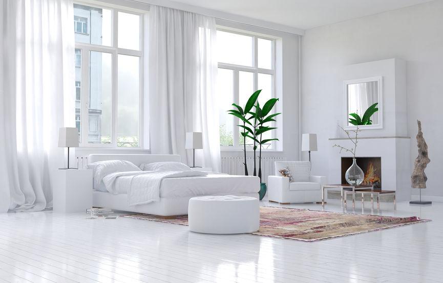 luxury bedroom - cleaning vaughan